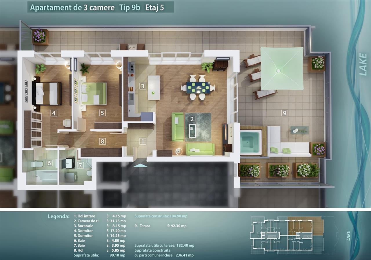 Lebada Residence