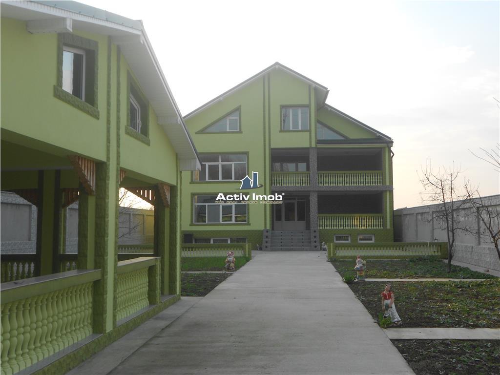 Casa  Vila noua zona Sere S+P+E1+Mansarda