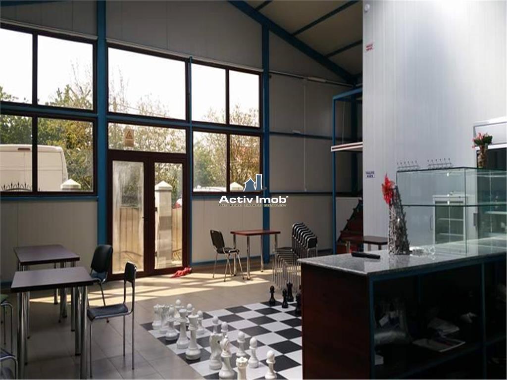 Hala noua productie/depozitare  Com Vanatori