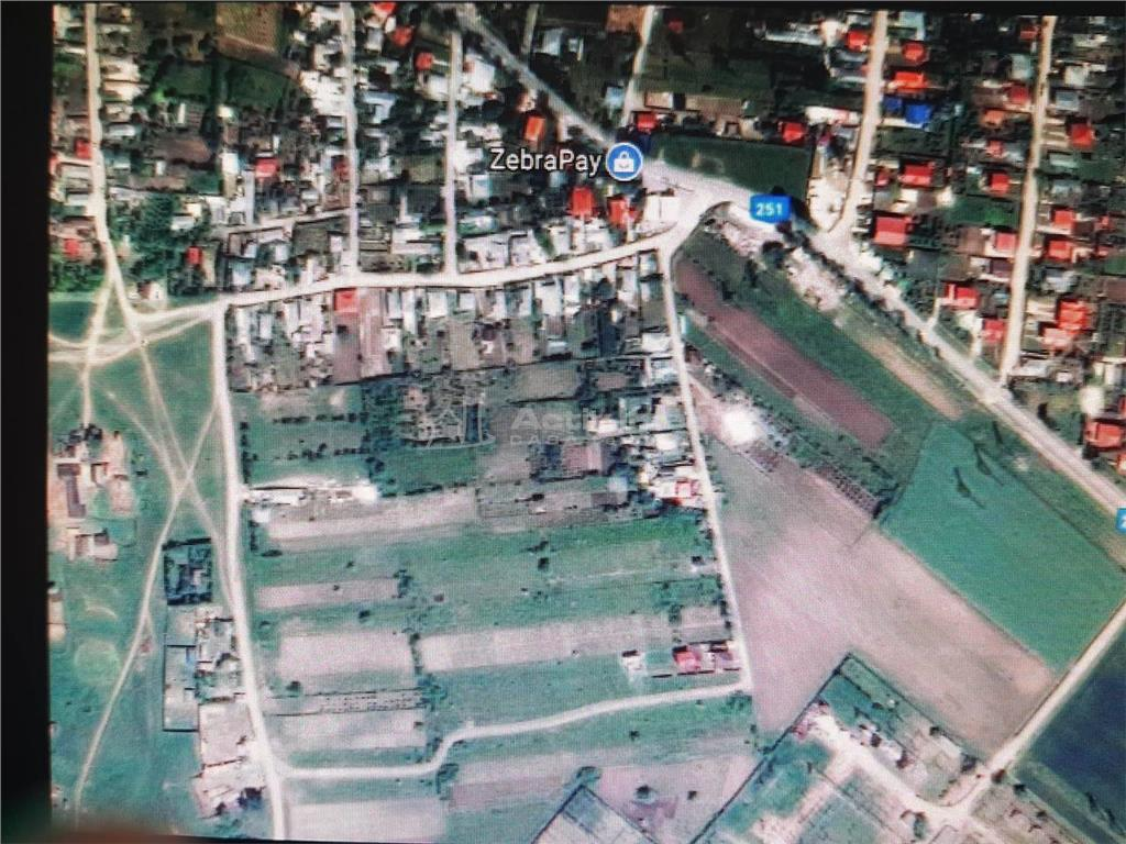 Jud. Galati, Smardan, teren 700 mp, pt. constructie casa