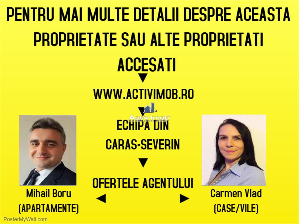 Resita,Ultracentral,Spatii Birouri,2 Etaje,600 Mp.