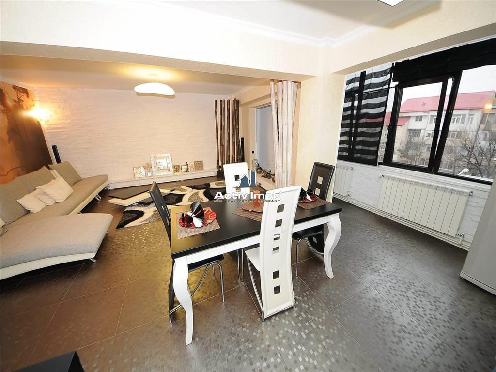 Apartament Lux de 3 camere, 95mp, IFR