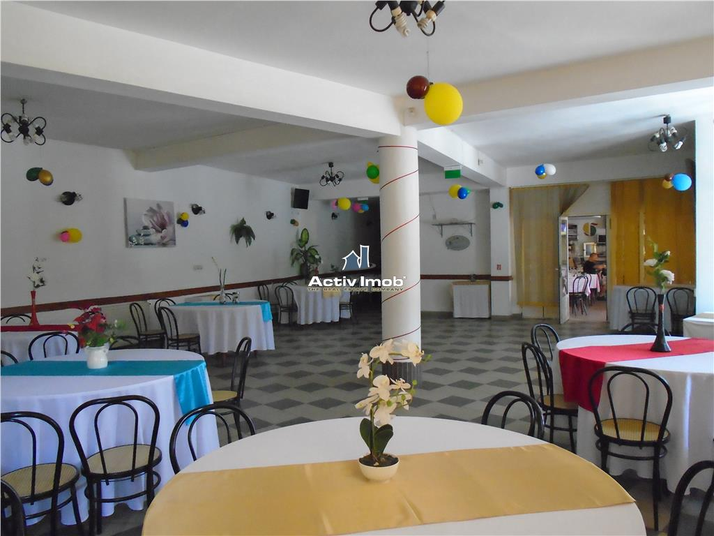 Resita Pensiune si restaurant functional cu renume,150 euro/mp