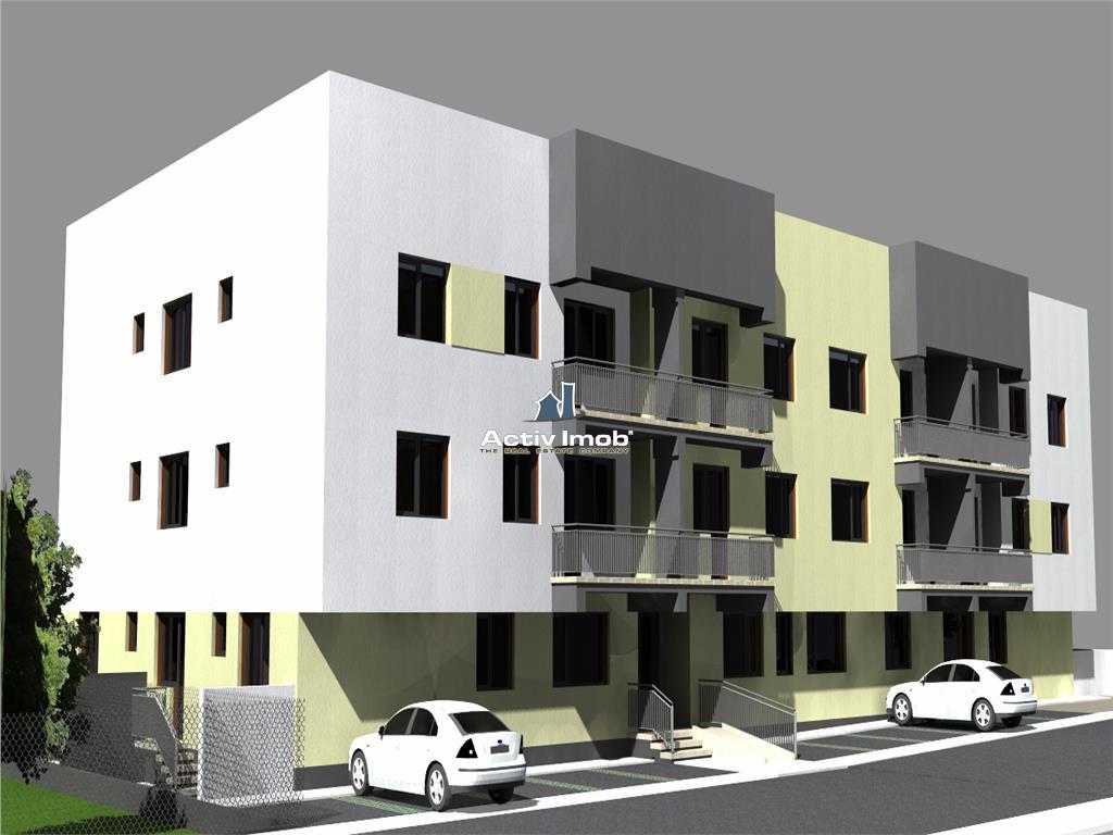 Bloc NOU CENTRAL langa POMPIERI apartament 3 camere