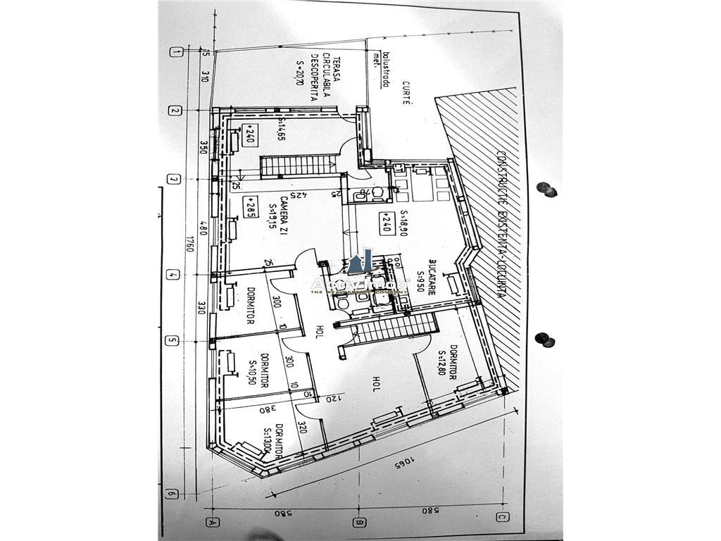 Galati, vila, Spitalul CFR  Valea orasului