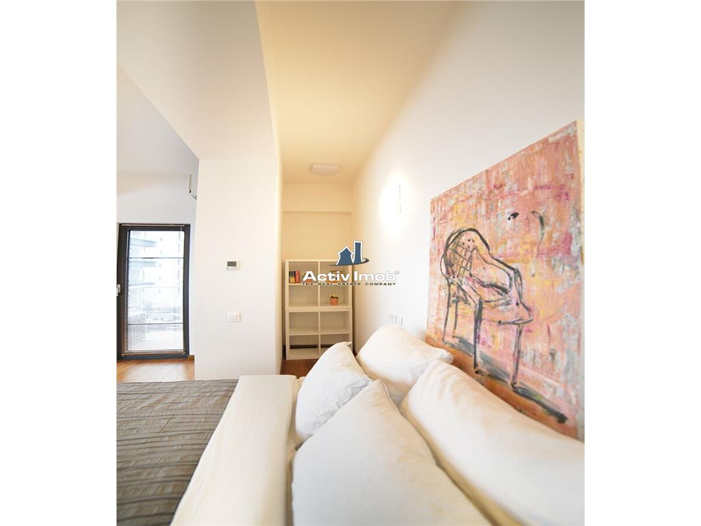 Bucuresti, 3 camere, lux, 2008, etaj 3, Floreasca