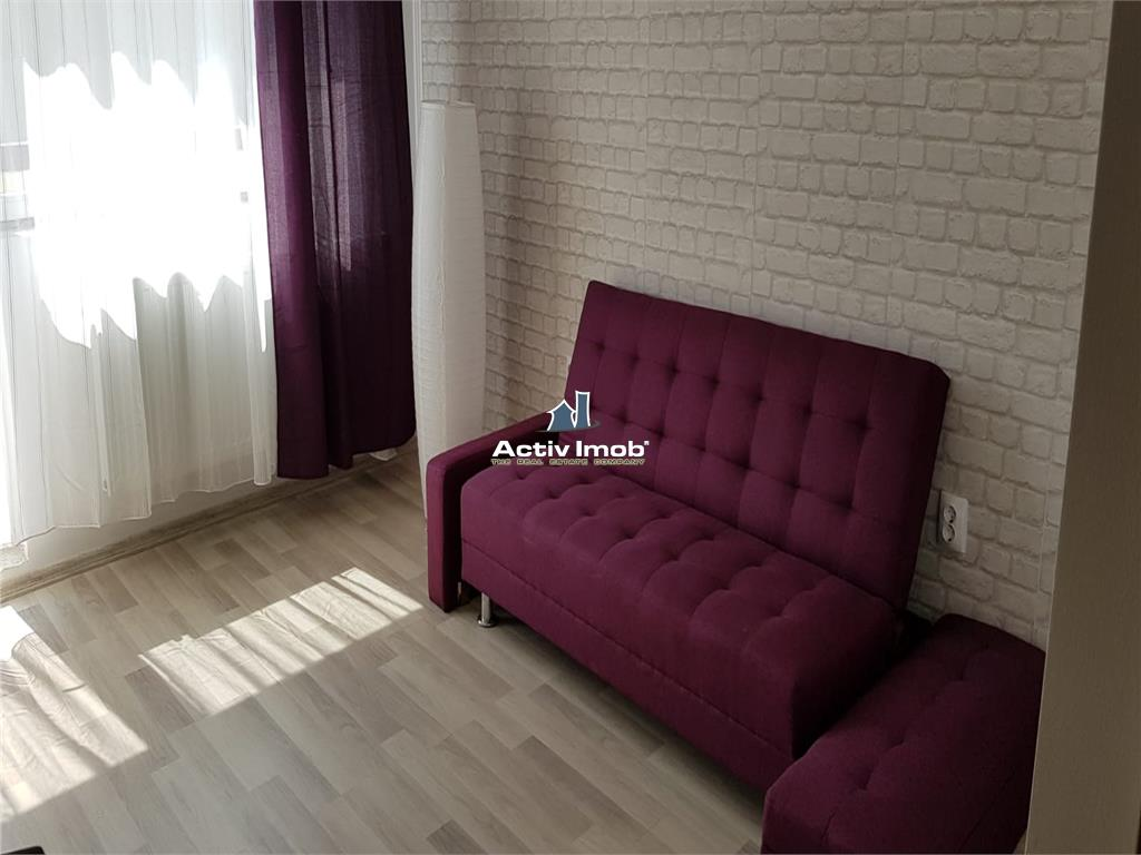Apartament 2 dormitoare decomandate cu living si bucatarie open space