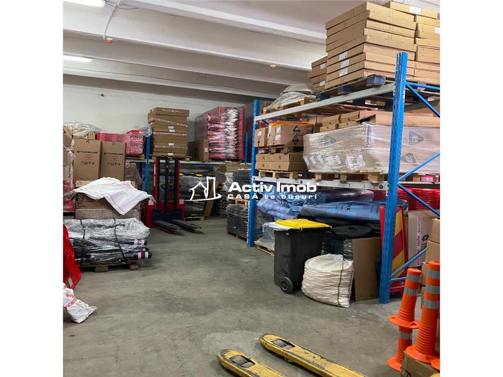 spatiu de 145mp, 16 mp birou interior, Voluntari