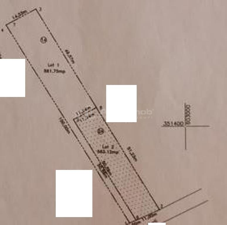 teren intravilan 1500mp,liber,drum asfaltat, Gradistea