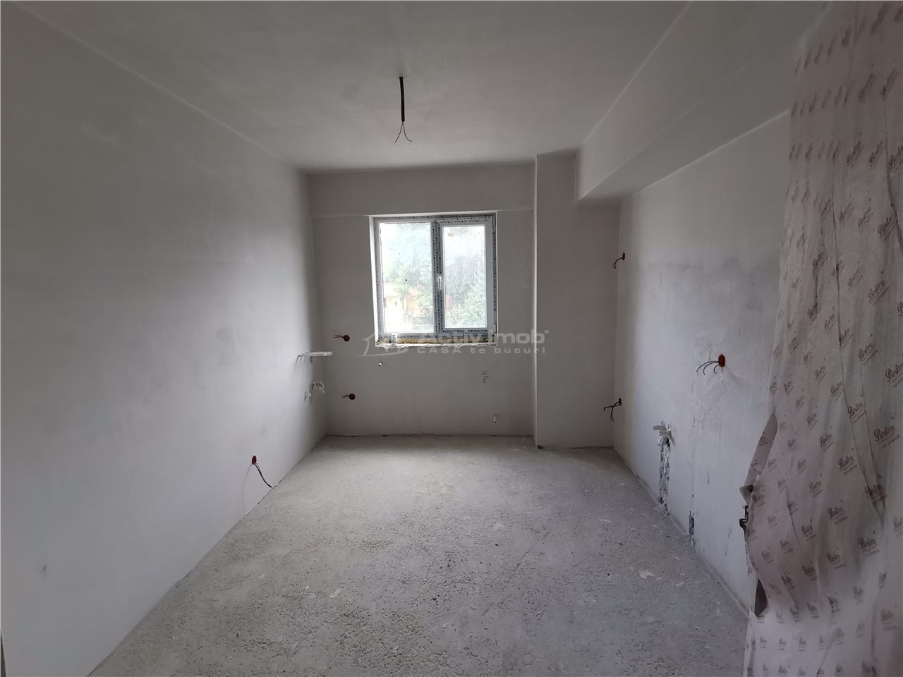 Apartament 2 camere, bloc nou, centrala, 53 mp, Comision 0%
