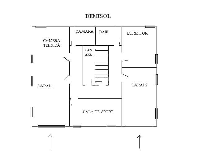 7 camere   White House   Pipera  mobilata si utilata