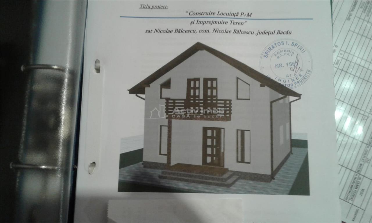 Casa la rosu 108mp, Nicolae Balcescu, comision 0