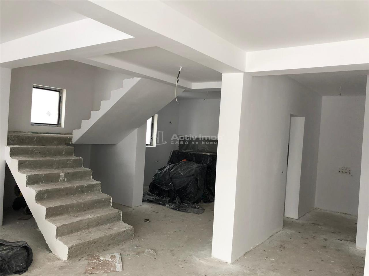 Casa noua la cheie