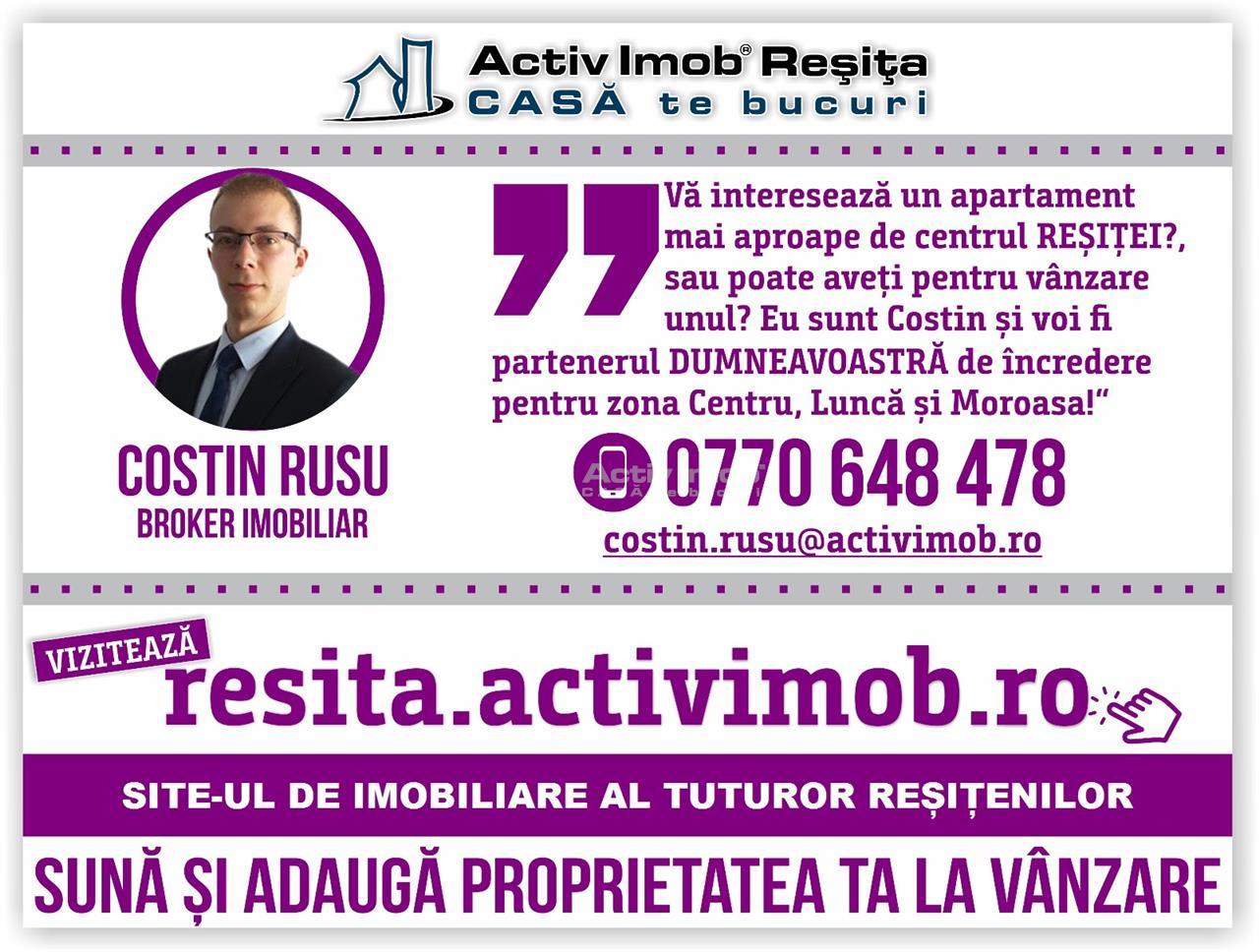 Resita, 4 Cam. Cf. 1 Dec., Lunca