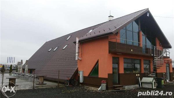 Afacere la cheie - Restaurant 120 locuri,Terasa, zona Metro-Ghimbav