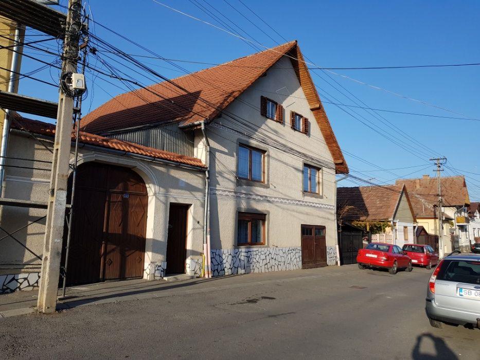 Casa Cisnadie cu spatiu de productie