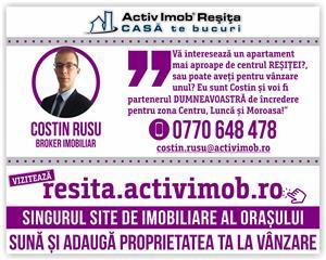 Resita, 3 Cam. Cf. 1 Dec., Lunca