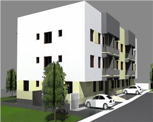 Bloc NOU CENTRU langa POMPIERI,apartamente 3 camere
