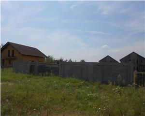 VILA constructie noua  + teren 1200 mp