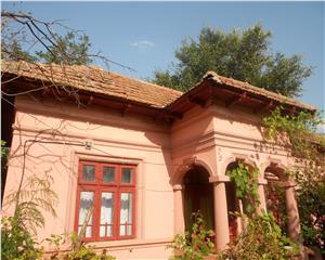 Casa si curte  individuala  in  Buzescu