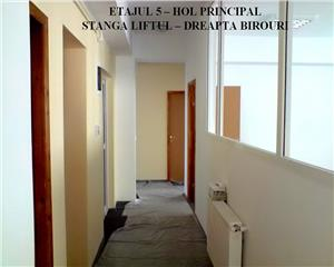 Inchiriere spatii birouri pe etaj, Barbu Vacarescu