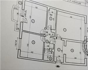 Bucuresti, 3 camere,decomandat,10 min metrou Timpuri Noi