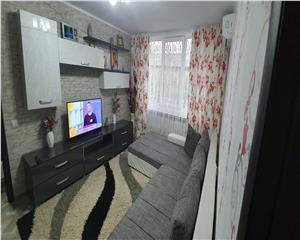 Apartament 3 camere renovat si  mobilat et3