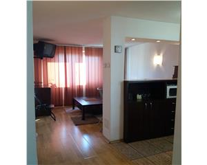 Averescu, apartament 2 camere dec, mobilat, utilat modern