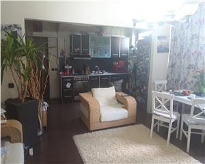 Apartament 2 camere,mobilat,utilat - str Dezrobirii