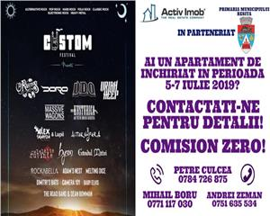 Resita,Chirie 5-7 Iulie CUSTOM FESTIVAL