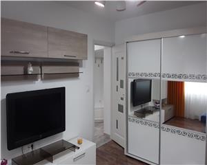 3 camere, decomandat, etaj 2, 80 mp, zona 0, complet mobilat si utilat