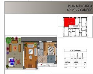 Vanzare Ap. 2 Camere,Rahova, Direct Dezvoltator, comision 0