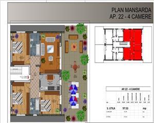 Vanzare Apartament 4 Camere, Rahova, Direct Dezvoltator comision 0
