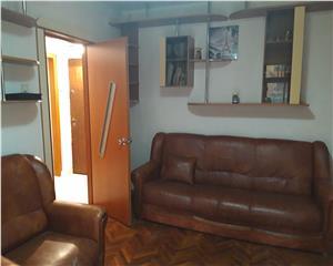 Craiova - 2 camere,parter ,mobilat - Facultatea de Drept