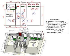 Resita, 1 cam cu balcon 53 Mp utili Lunca et.1