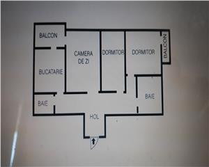apartamente 3 camere, decomandate, 150 MP, Bloc  2019