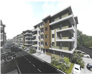 Apartament cu plata in rate si curte-46000E-Prel.Ghencea