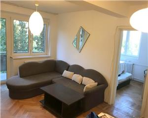 Floreasca, apartament 2 camere, renovat, mobilat