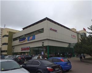Resita,Centrul Comercial Nera,Nivelul 3 Complet.