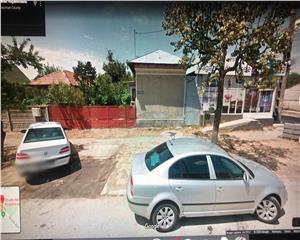 EXCLUSIV Casa si teren 650 mp zona M.Kogalniceanu  deschidere 12m