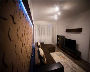 Superb!!! - apartament 2 camere,mobilat,utilat recent