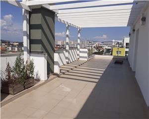 Penthouse 4 camere,3 bai,terasa - Top City- Coresi