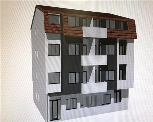 Vanzare apartament 2 camere, Zona Rahova- Salaj