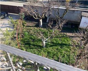casa, 6 cam,centrala, teren 610mp, garaj, Fundeni,Dobroesti