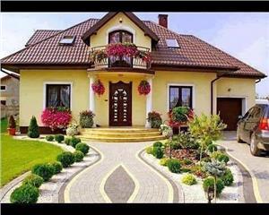 Loturi casa Horia toate utilitatile, asfalt, 5 min Roman