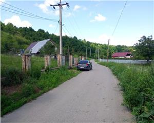Teren la asfalt PODIS -17km de BC- 21 ml desch. 0% comision