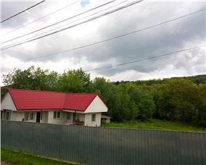 Casa 133 mp + teren 2676 mp Margineni - OPORTUNITATE - Comision 0%