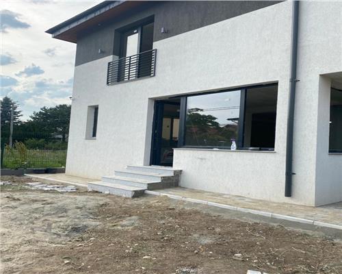 casa-duplex 4 camere, curte, Pipera