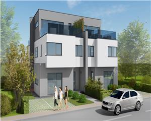 Casa de vanzare 4 camere tip duplex