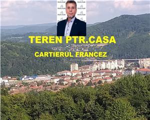 Resita Teren Cartier Francez cu UTILITATI de la 400 Mp